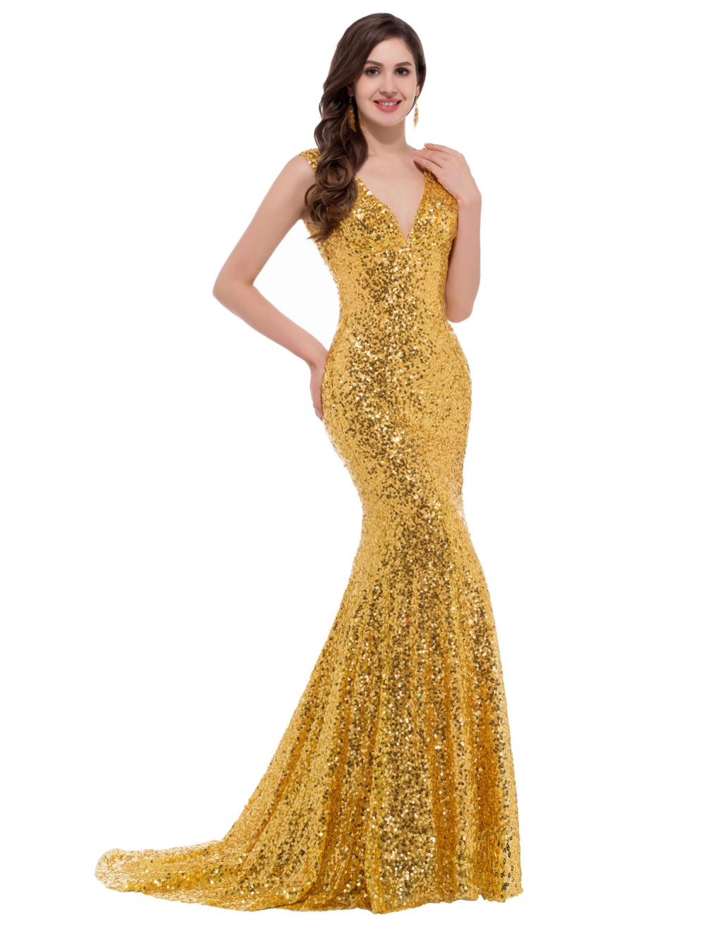 Evening Gowns Mermaid Dress 93